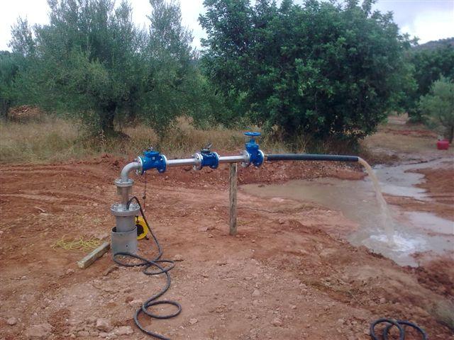 Invetem sistemas electro hidr ulicos for Limpieza de pozos de agua